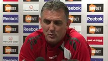 Coyle on Wanderers hopes in the balance - Stoke v Bolton | Premier League 2012