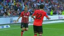 Shakhtar Dontesk vs. Vorskla 4-1 | Ukrainian Premier League goals & highlights - 12-08-2012