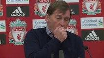 Steven Gerrard signs new long term deal - Liverpool v Stoke   Premier League