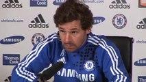 Andre Villas Boas full press conference - Blackburn vs Chelsea | Premier League 2011-12