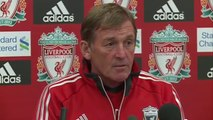 Liverpool 1-1 Norwich - Kenny on Suarez, Evra race row, Manchester City and Utd | EPL 2011-12