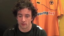 Wolves vs Manchester United | Stephen Hunt on massive support and Wanderers finishing high