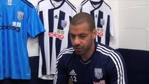 WBA v Liverpool - West Brom's Reid on Gerrard and Downing   English premier League 2011-12