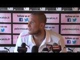 Palermo, Morganella: 'Vogliamo la Serie A'