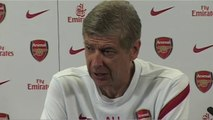 Manchester United vs Arsenal - Wenger angry about Cahill claims and Champions League | EPL 2011