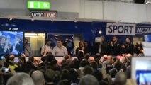 ESCLUSIVA Paolo Simoncelli presenta Route 58: 'Grazie per esserci'