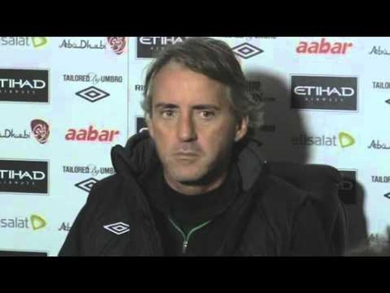 VIDEO Mancini fa lo spiritoso sull'operazione di Balo