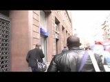 VIDEO Milan, Traorè: con l'agente in Via Turati