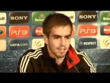 VIDEO Lahm:| 'Rispetto Cristiano Ronaldo'