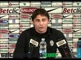 VIDEO Conte: 'Milan primo? Per Juve stress positivo. Stimo molto Giovinco'