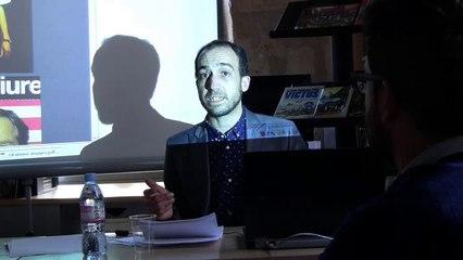 """Aymeric Rollet (Université Paris-Sorbonne- CRIMIC) :  « De l'éclipse à l'éclisse du monde : le réel en éclats dans la dramaturgie catalane contemporaine. Formes et effets d'un certain théâtre de la  """"Catastrophe""""»"""