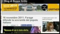 Tg3 su M5S - Beppe Grillo - Europa - MoVimento 5 Stelle