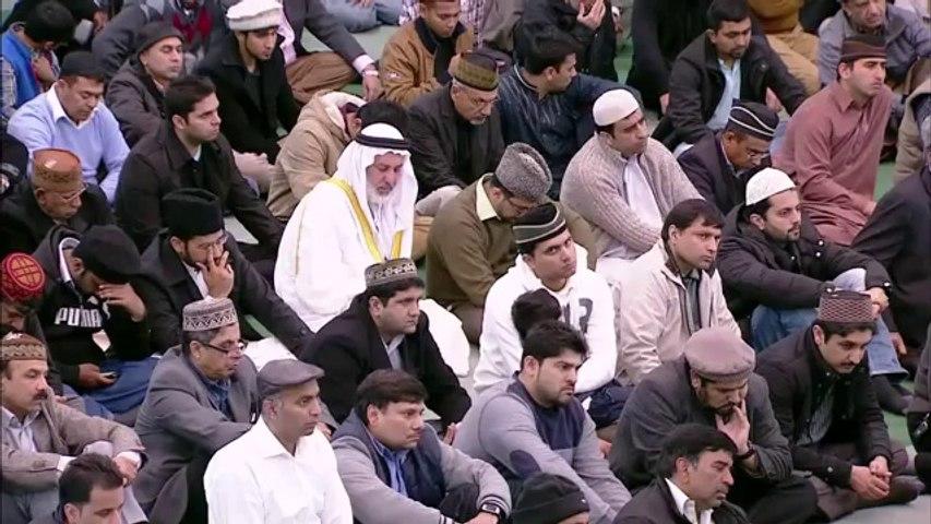 Allah'a Yakınlaşma Çabaları - Cuma Hutbesi 02-05-2014- Islam Ahmadiyya