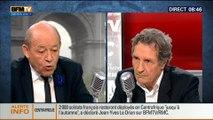 Bourdin Direct: Jean-Yves Le Drian - 08/05