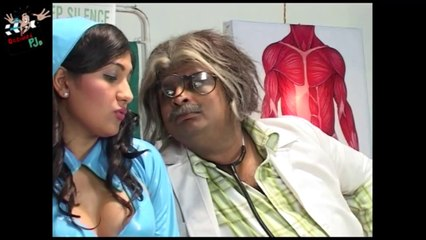 Old Doctor gets NAUGHTY with Hot Nurse