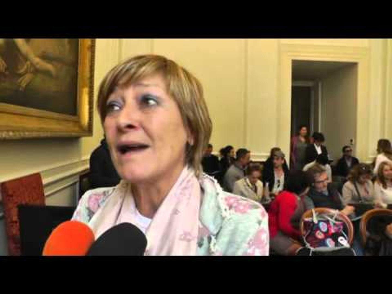 Napoli - Il San Carlo e i 30 anni dalla scomparsa di De Filippo (07.05.14)