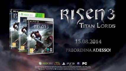 Risen 3: Titan Lords - Trailer Ufficiale