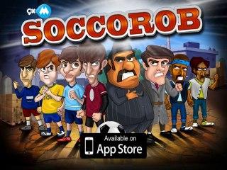 Soccorob iOS Game