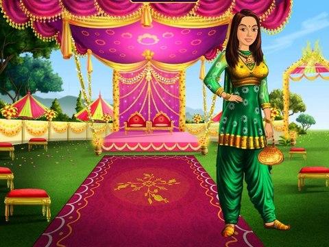 DressUp Bhabhi - iOS Game