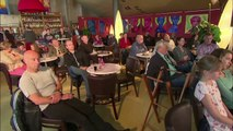 Le Café de la Marine du Télégramme avec Paul Meilhat et Yann Eliès
