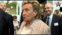 """Bernadette Chirac : """"Jacques Chirac n'est pas toujours commode"""""""