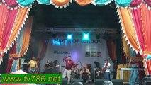 Oh Tina Oh Tina Bhangra song by Premi Johal at Trafalgar Sq London