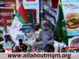 Haider Abbas Rizvi speech at MQM stage a protest demonstration against Amnesty International Report at Karachi Press Club