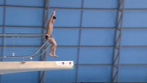Diving world record! High score!