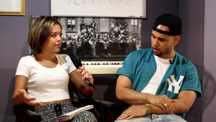 HipHop Zombies interviews Brooklyn's own Ness Rhyme of HBK (Exclusive Freestyle)