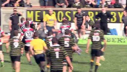 ITV REPORT - SOUTHERN KNIGHTS NEW NAME FOR MELROSE RUGBY