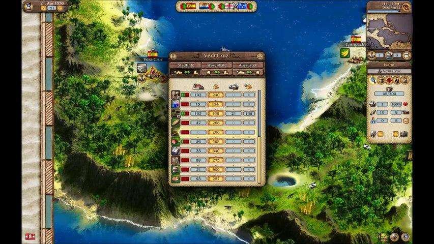 Let's Play Port Royale 3 #1 (Deutsch) Auf in die Karibik