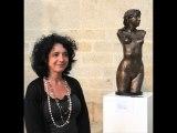 Anne-Cécile Moreau, Sculpteur, expo:  liv ar bro, Salon des Arts  de Centre Bretagne  a Pontivy  église Saint Joseph,