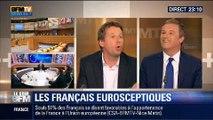 Le Soir BFM: Sondage CSA-BFMTV: les Français sont de plus en plus eurosceptiques - 08/05 2/3