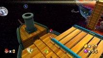 Super Mario Galaxy - Poussière d'étoile - Étoile 2 : La charge de la flotte Kamek