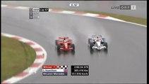 F1 - Japanese GP 2007 - Race - ITV - Part 3