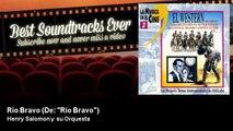 "Henry Salomon y su Orquesta - Rio Bravo - De: ""Río Bravo"""