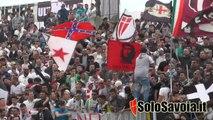 Savoia-Città di Messina 1-0 - La Curva Sud (2013/2014) - www.solosavoia.it