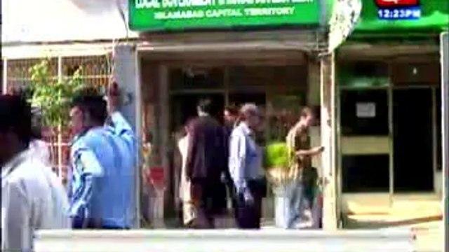 Judges detention case: Court exempts Musharraf today