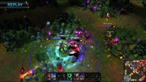 UN TEAMFIGHT MADE IN CHINA ! - League of Legends - PC