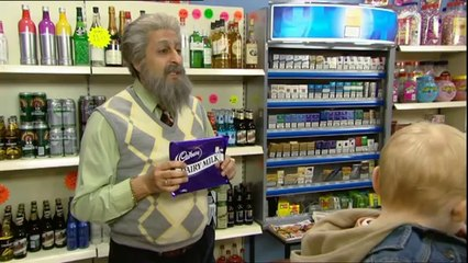 Navid's Funny Tummy Chocolate | Still Game