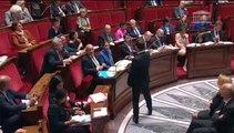 [ARCHIVE] Rythmes scolaires : réponse de Benoît Hamon au député Franck Reynier lors des questions au Gouvernement à l'Assemblée nationale, le 7 mai 2014