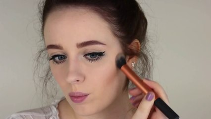 Everyday Makeup Routine • Becca Rose (HD)