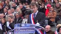 Fêtes de Jeanne d'Arc 2014 - Discours de Serge Grouard