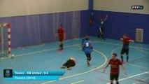 Coupe Nationale Futsal : buts des demi-finales