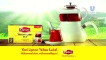 Lipton Yellow Label Demlik Poşet Çay yenilendi!