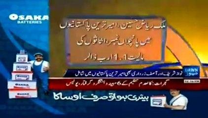 TOP 10 Richest People in Pakistan - Asif Zardari (2nd) , Mian Mansha (3rd) , N...