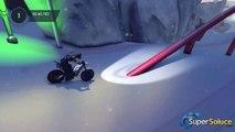 2 roues ou 2 skis - Défi : Peinture Fraiche - Trials Fusion