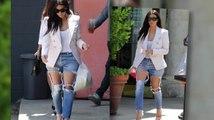Celebs Rock Ripped Jeans