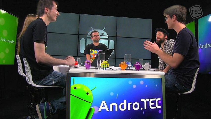 AndroTEC 021: Procès Apple/Samsung, test du HTC Desire 816 & la saga Nexus va-t-elle s'arrêter ?