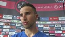 Nacer Bouhanni au départ du Tour d'Italie - Giro d'Italia 2014